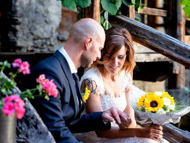 Il matrimonio di Alessandro e Michaela a Villa di Tirano, Sondrio 39