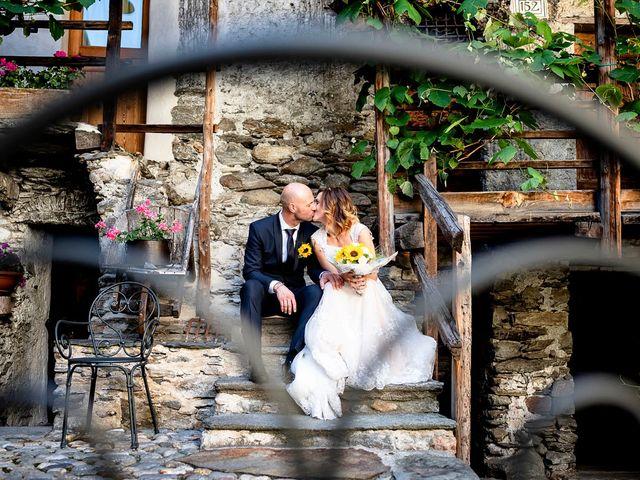 Il matrimonio di Alessandro e Michaela a Villa di Tirano, Sondrio 40