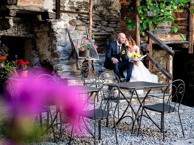 Il matrimonio di Alessandro e Michaela a Villa di Tirano, Sondrio 41
