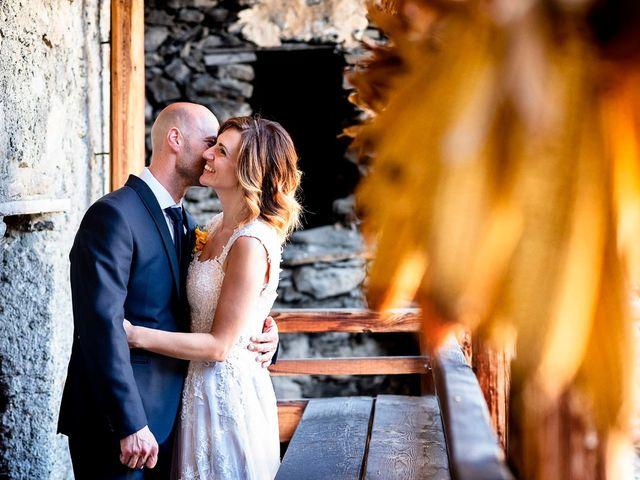 Il matrimonio di Alessandro e Michaela a Villa di Tirano, Sondrio 43