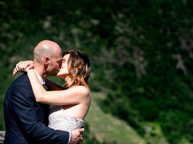 Il matrimonio di Alessandro e Michaela a Villa di Tirano, Sondrio 46