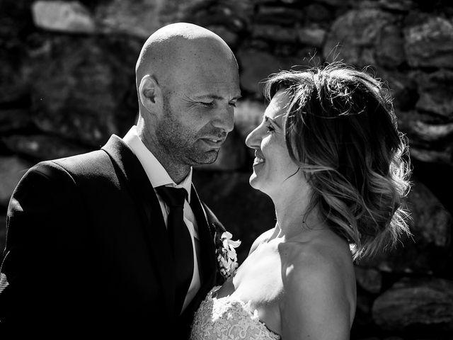 Il matrimonio di Alessandro e Michaela a Villa di Tirano, Sondrio 49