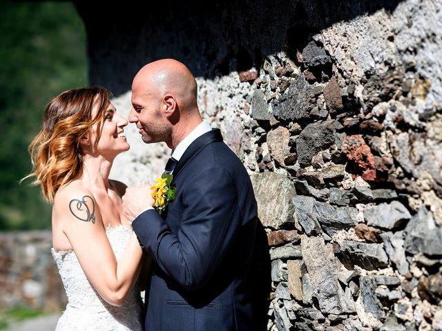 Il matrimonio di Alessandro e Michaela a Villa di Tirano, Sondrio 50
