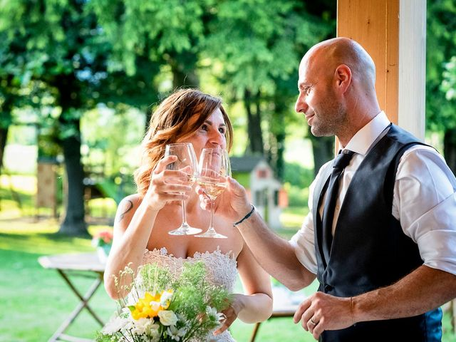 Il matrimonio di Alessandro e Michaela a Villa di Tirano, Sondrio 66