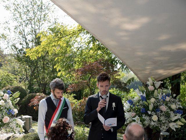Il matrimonio di Massimo e Valentina a Briosco, Monza e Brianza 19