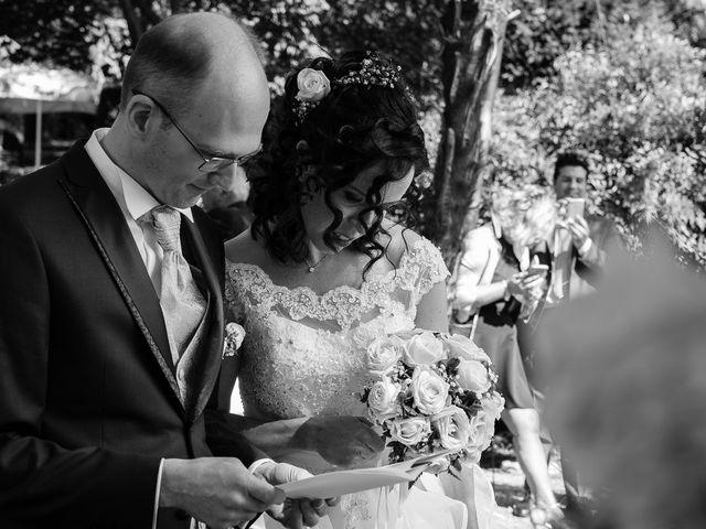 Il matrimonio di Massimo e Valentina a Briosco, Monza e Brianza 20