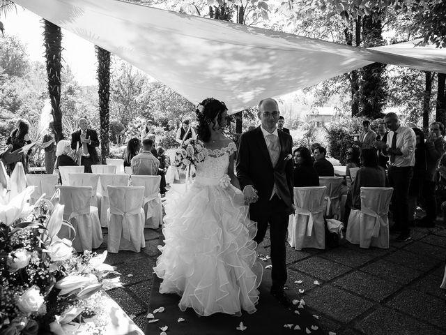 Il matrimonio di Massimo e Valentina a Briosco, Monza e Brianza 22