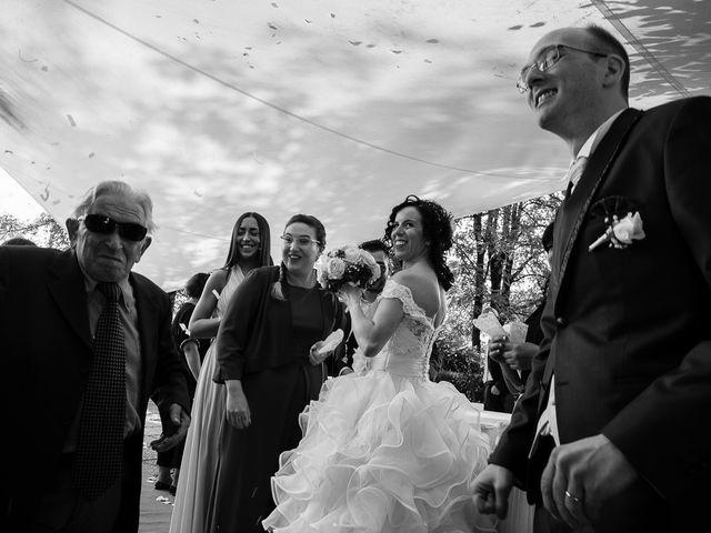 Il matrimonio di Massimo e Valentina a Briosco, Monza e Brianza 23