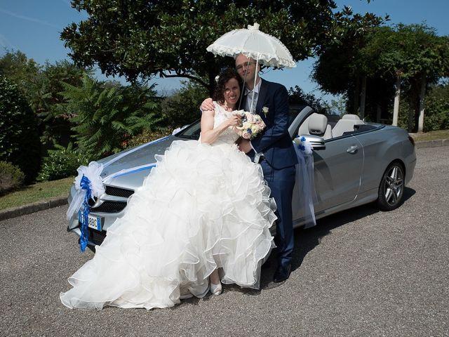 Il matrimonio di Massimo e Valentina a Briosco, Monza e Brianza 25
