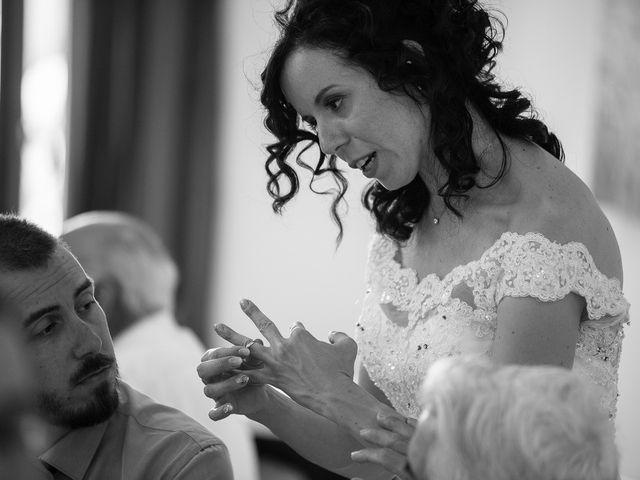 Il matrimonio di Massimo e Valentina a Briosco, Monza e Brianza 27