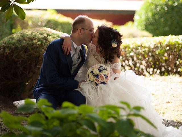 Il matrimonio di Massimo e Valentina a Briosco, Monza e Brianza 28