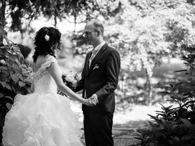 Il matrimonio di Massimo e Valentina a Briosco, Monza e Brianza 29