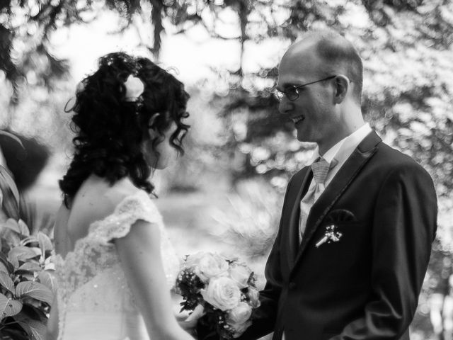 Il matrimonio di Massimo e Valentina a Briosco, Monza e Brianza 30