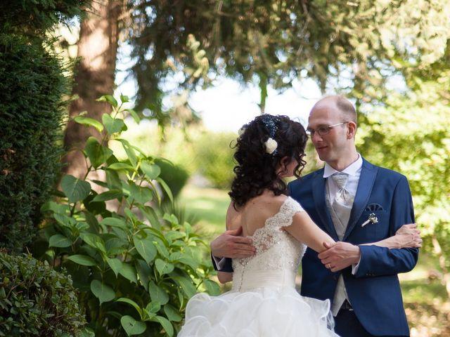 Il matrimonio di Massimo e Valentina a Briosco, Monza e Brianza 31