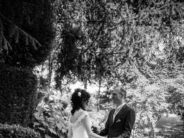 Il matrimonio di Massimo e Valentina a Briosco, Monza e Brianza 33