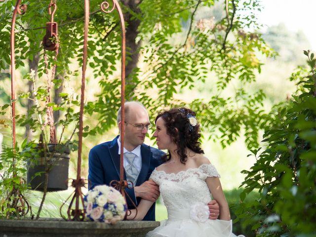 Il matrimonio di Massimo e Valentina a Briosco, Monza e Brianza 35