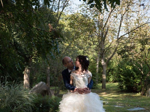 Il matrimonio di Massimo e Valentina a Briosco, Monza e Brianza 37