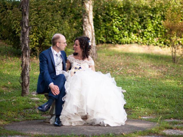 Il matrimonio di Massimo e Valentina a Briosco, Monza e Brianza 38