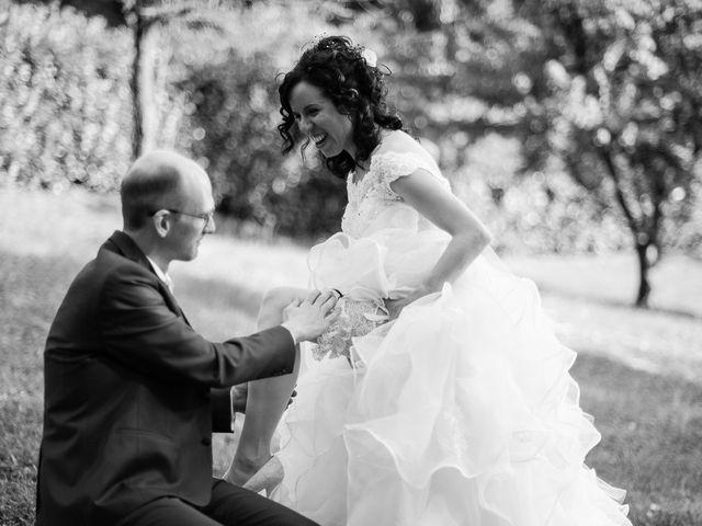 Il matrimonio di Massimo e Valentina a Briosco, Monza e Brianza 40