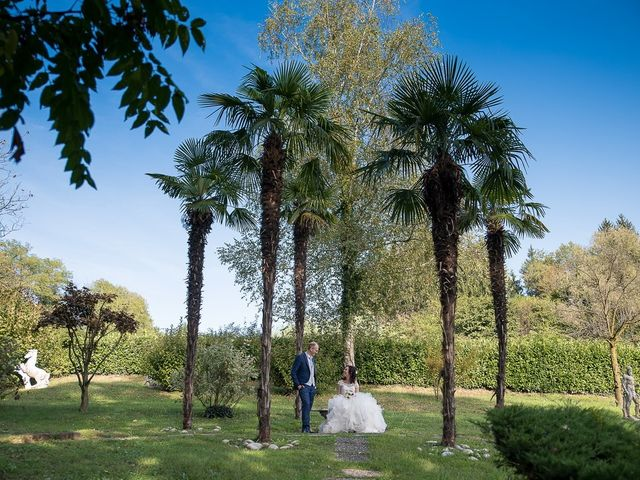 Il matrimonio di Massimo e Valentina a Briosco, Monza e Brianza 1