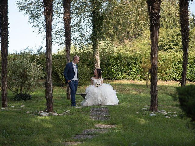 Il matrimonio di Massimo e Valentina a Briosco, Monza e Brianza 41