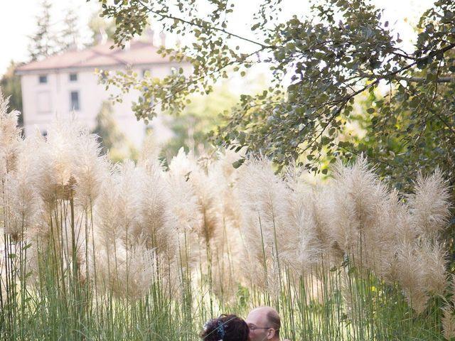 Il matrimonio di Massimo e Valentina a Briosco, Monza e Brianza 42