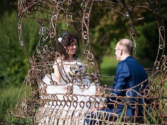 Il matrimonio di Massimo e Valentina a Briosco, Monza e Brianza 44