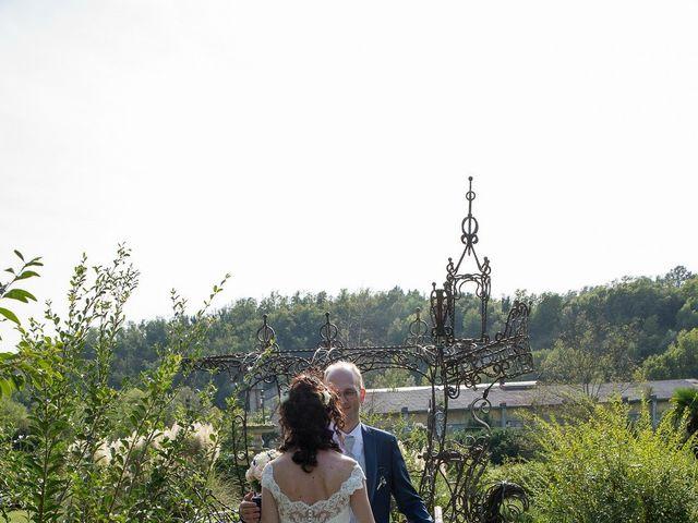 Il matrimonio di Massimo e Valentina a Briosco, Monza e Brianza 45