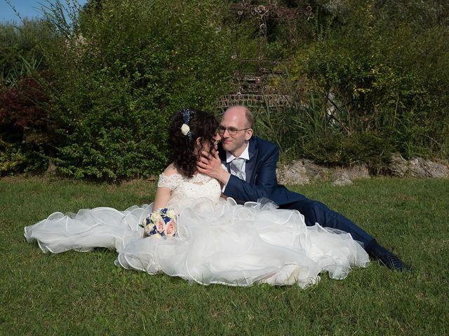 Il matrimonio di Massimo e Valentina a Briosco, Monza e Brianza 47