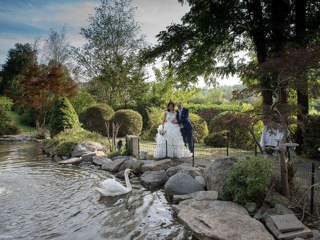Il matrimonio di Massimo e Valentina a Briosco, Monza e Brianza 48