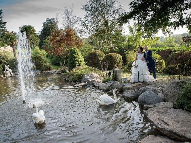 Il matrimonio di Massimo e Valentina a Briosco, Monza e Brianza 49