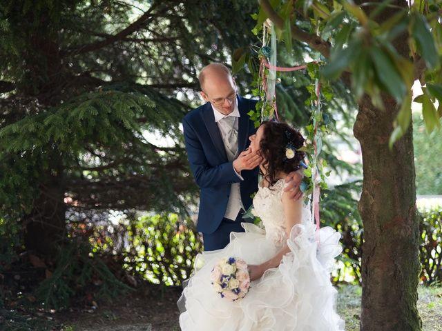 Il matrimonio di Massimo e Valentina a Briosco, Monza e Brianza 51