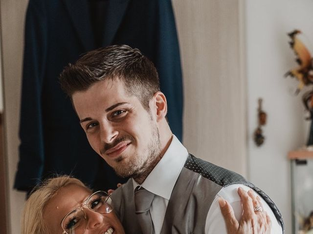 Il matrimonio di Davide e Giulia a Campolongo Maggiore, Venezia 3