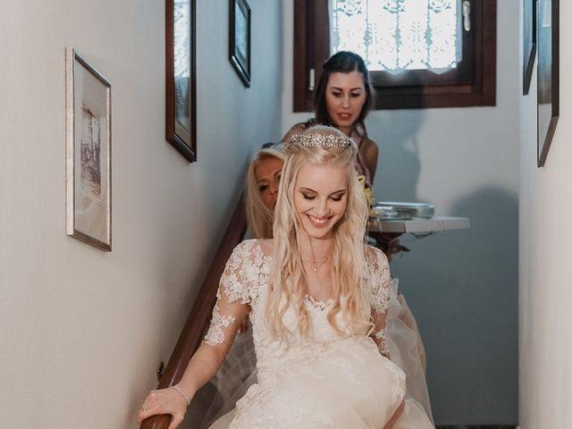 Il matrimonio di Davide e Giulia a Campolongo Maggiore, Venezia 9