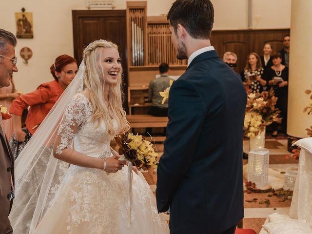 Il matrimonio di Davide e Giulia a Campolongo Maggiore, Venezia 14