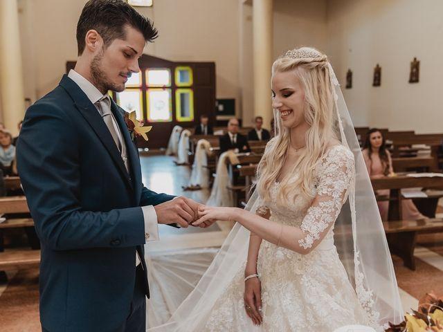 Il matrimonio di Davide e Giulia a Campolongo Maggiore, Venezia 18
