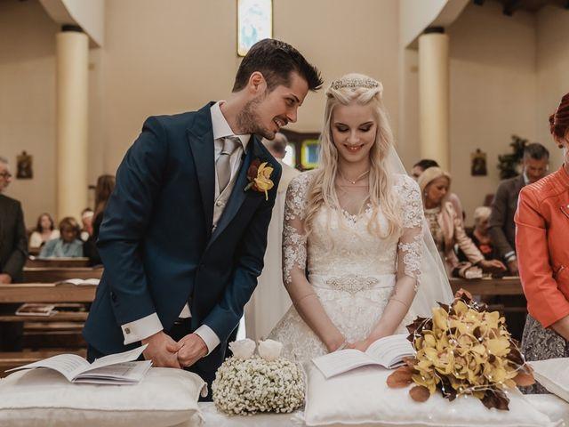 Il matrimonio di Davide e Giulia a Campolongo Maggiore, Venezia 20
