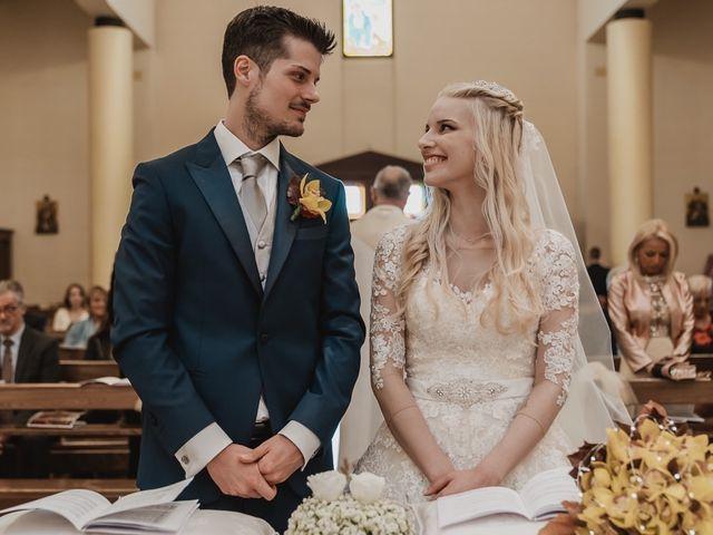 Il matrimonio di Davide e Giulia a Campolongo Maggiore, Venezia 21