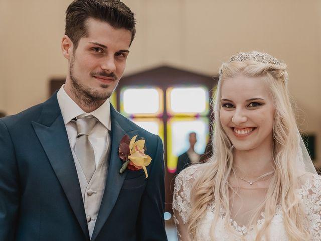 Il matrimonio di Davide e Giulia a Campolongo Maggiore, Venezia 22