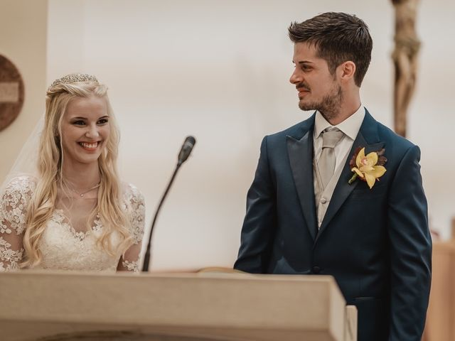 Il matrimonio di Davide e Giulia a Campolongo Maggiore, Venezia 23
