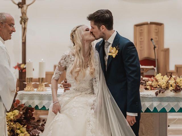 Il matrimonio di Davide e Giulia a Campolongo Maggiore, Venezia 26