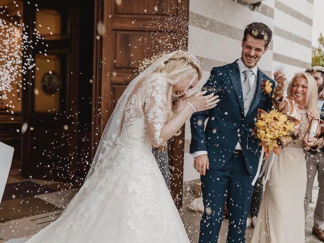 Il matrimonio di Davide e Giulia a Campolongo Maggiore, Venezia 30