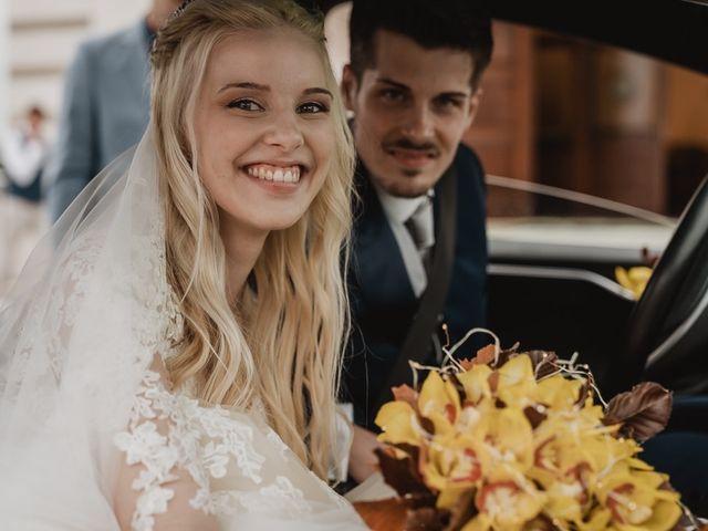 Il matrimonio di Davide e Giulia a Campolongo Maggiore, Venezia 32