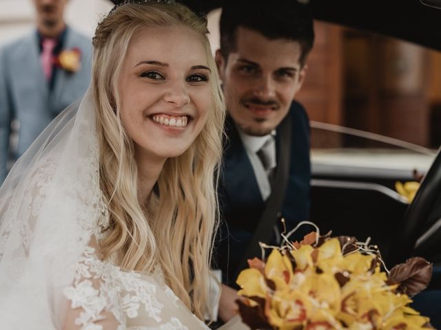 Il matrimonio di Davide e Giulia a Campolongo Maggiore, Venezia 33