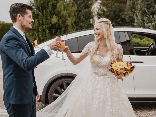 Il matrimonio di Davide e Giulia a Campolongo Maggiore, Venezia 34