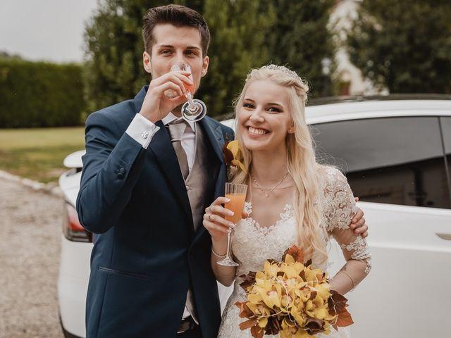 Il matrimonio di Davide e Giulia a Campolongo Maggiore, Venezia 35