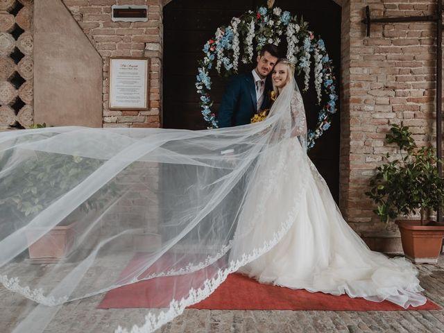 Il matrimonio di Davide e Giulia a Campolongo Maggiore, Venezia 36