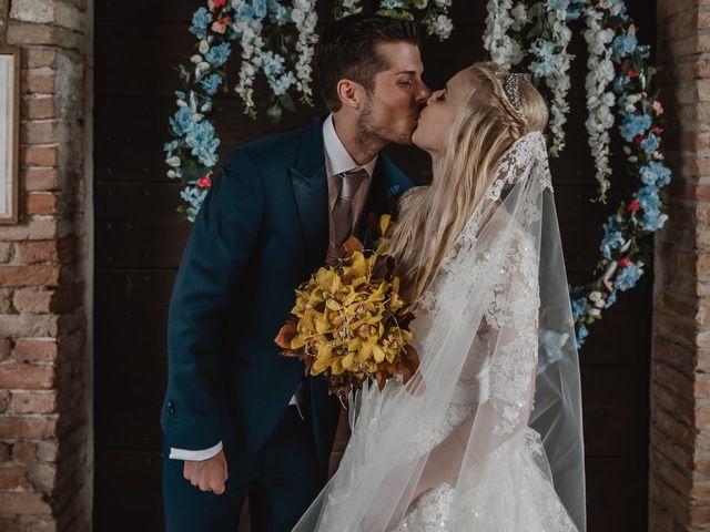 Il matrimonio di Davide e Giulia a Campolongo Maggiore, Venezia 37