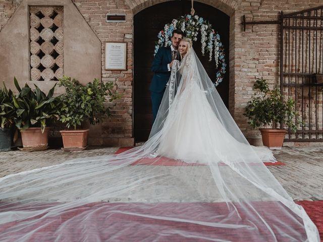 Il matrimonio di Davide e Giulia a Campolongo Maggiore, Venezia 38