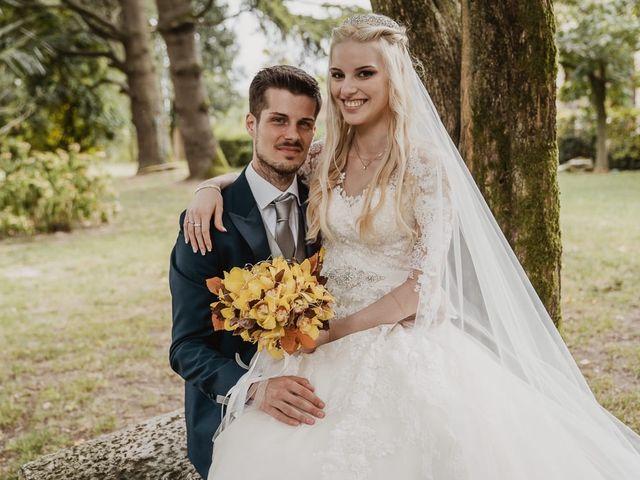 Il matrimonio di Davide e Giulia a Campolongo Maggiore, Venezia 40